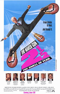 Y a-t-il un flic pour sauver le président? (The Naked Gun 2½: The Smell of Fear)
