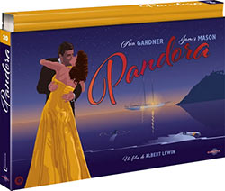 Pandora (Pandora and the Flying Dutchman)