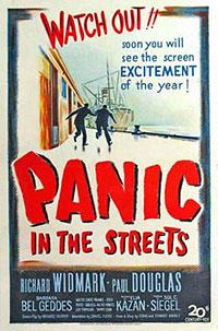Panique dans la rue