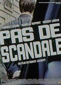 Pas de scandale