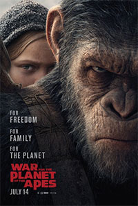 La Planète des singes: Suprématie (War for the Planet of the Apes)