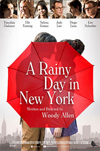 Un jour de pluie à New York (A Rainy Day in New York)