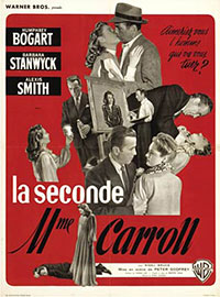La seconde Madame Carroll