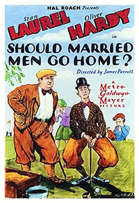 Un homme à boue (Should Married Men Go Home?)