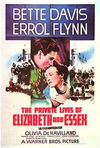 La Vie privée d'Élisabeth d'Angleterre